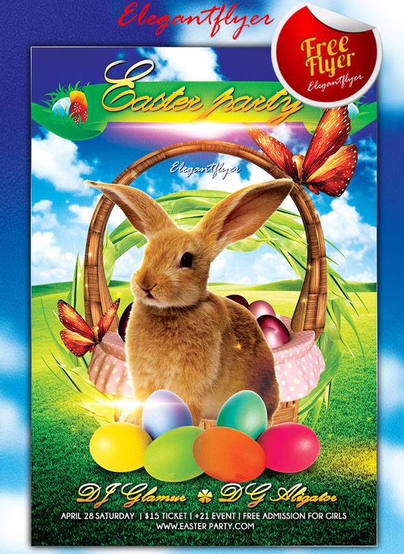 easter-party-free-flyer-psd-template-facebook-cover
