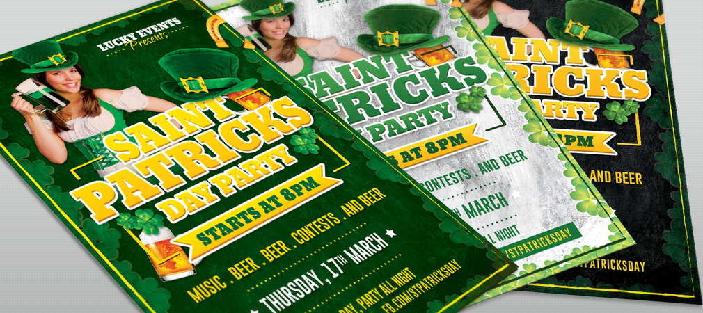 free-st-patrick-club-flyer-template