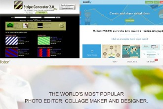 20 Free tools and online editors to work with images and graphics!