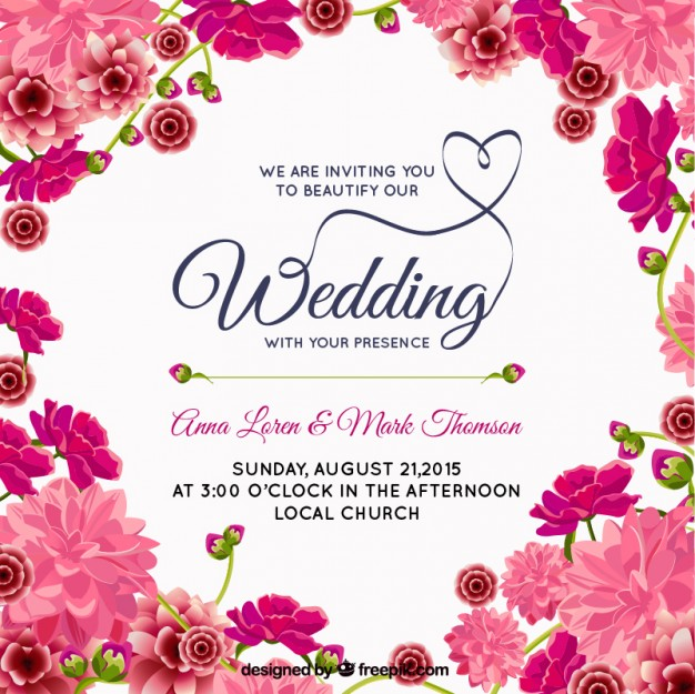pink-floral-wedding-invitation_23-2147518781