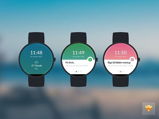 Moto 360 Watch Free