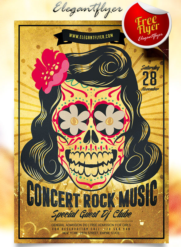 Bigpreview-Concert_Rock_Music-flyer-psd-template-facebook-cover