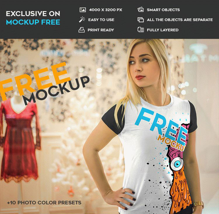 62+ Free Clothing & Accessories PSD Mockup templates and Premium