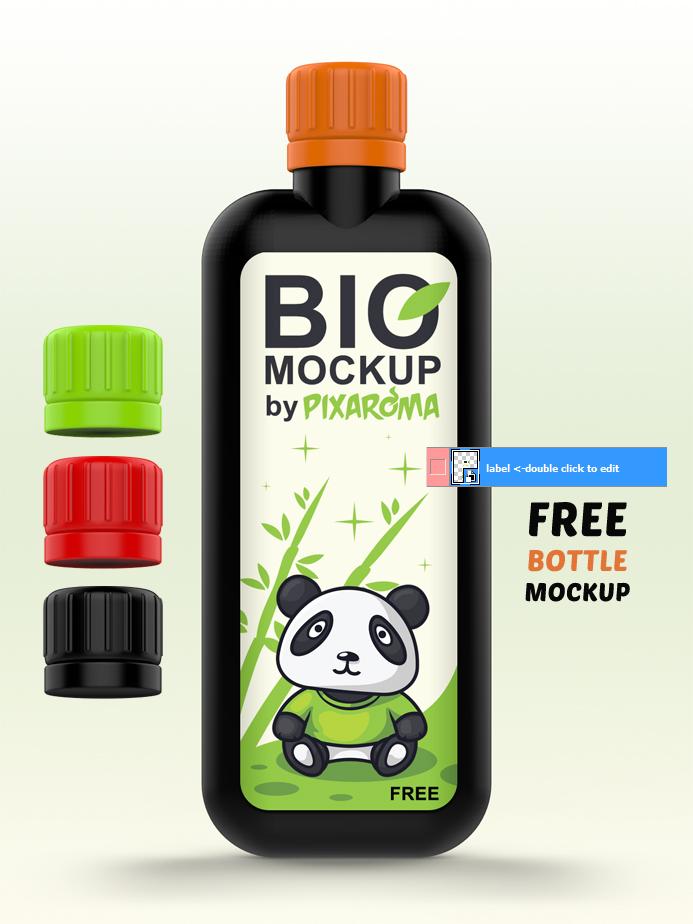 Free-Bio-Bottle-Mockup