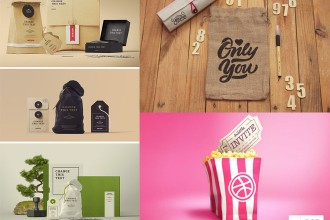 35 Free Professional Shopping Bag Mockups!