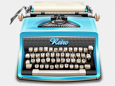 vector-vintage-typewriter
