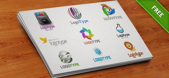 Free_PSD_Logo_Design_Templates_Pack_6