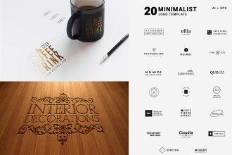 50+ Free Logos Templates & Mockups!