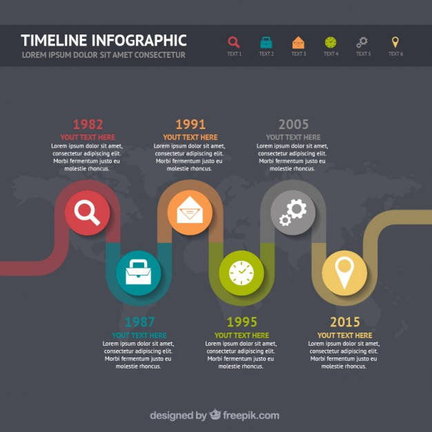 timeline-infographic-working-experience_23-2147533971