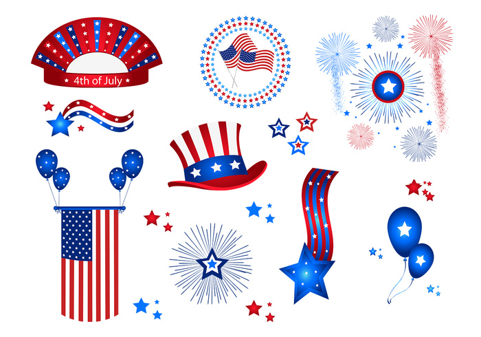 11_4th_of_July_Celebration_Brushes