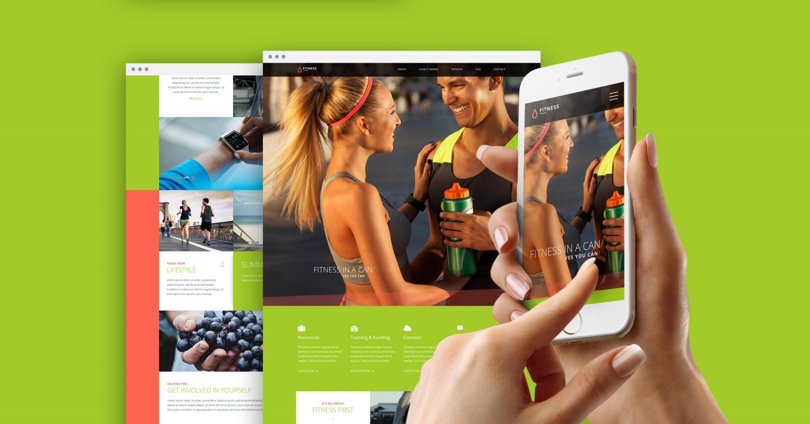 FitnessHeader-HTML-Template-1600x838
