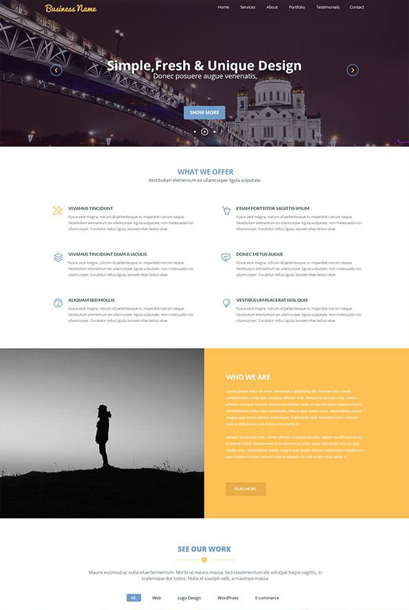 Free-PSD-Multipurpose-Website-Template_Preview