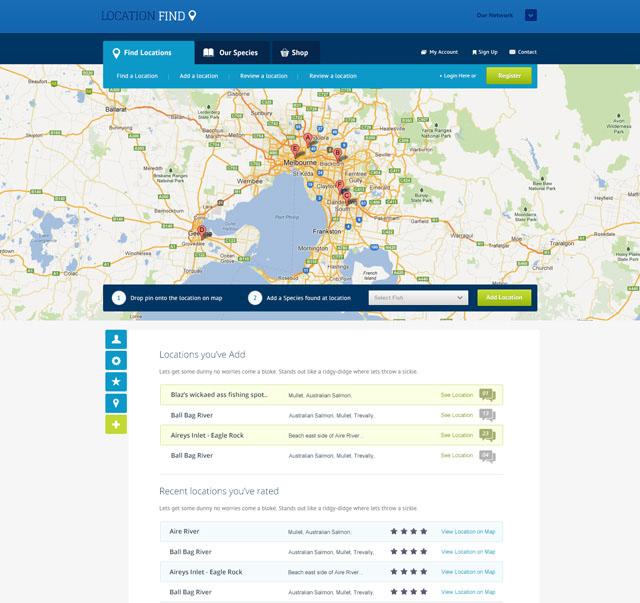 Location-free-website-templates