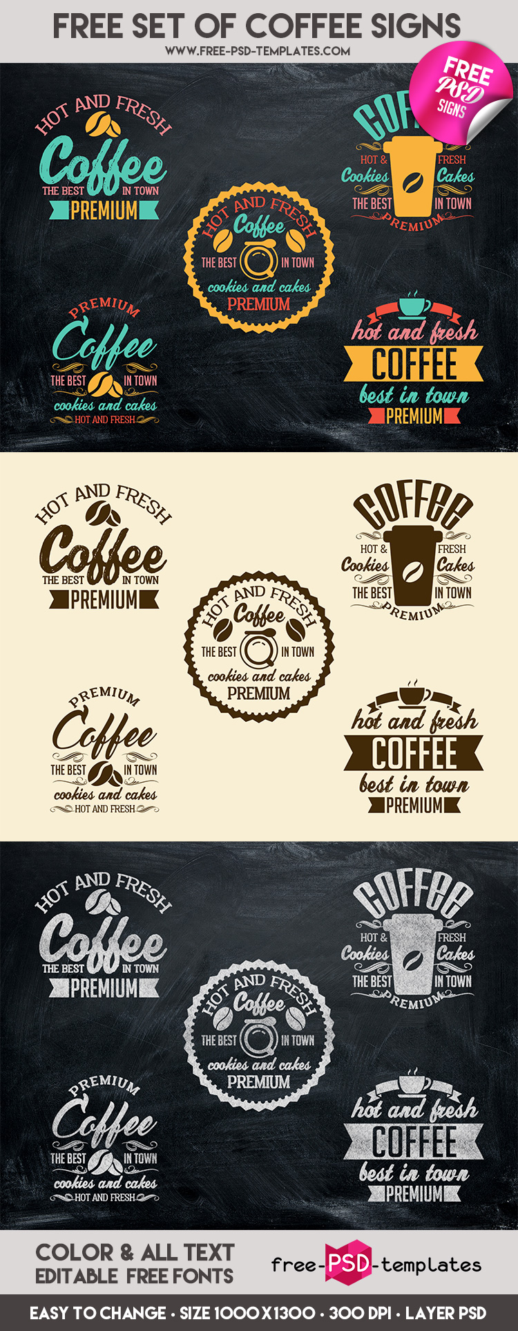 Preview_Set_Of_Coffee_Signs