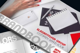 Free Brand Book 16 pages A5