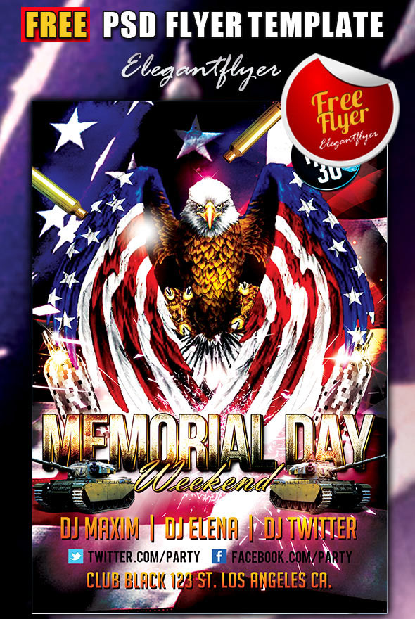 memorial-day-weekend-free-flyer-psd-template-facebook-cover