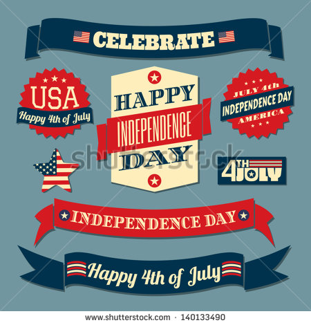 stock-vector-a-set-of-retro-style-design-elements-for-independence-day-140133490