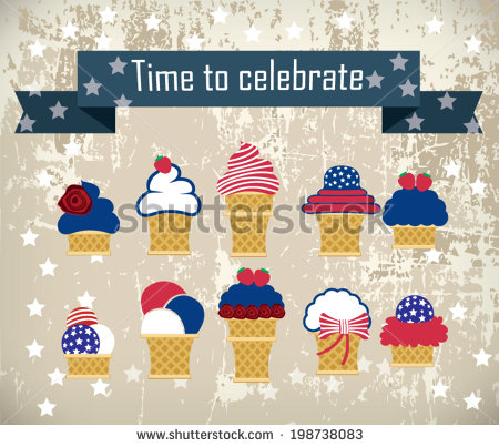 stock-vector-cute-independence-day-ice-creams-for-celebration-in-colors-of-american-flag-isolated-on-background-198738083