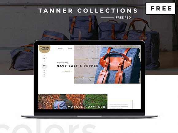 tanner-collections-psd-template-580x435