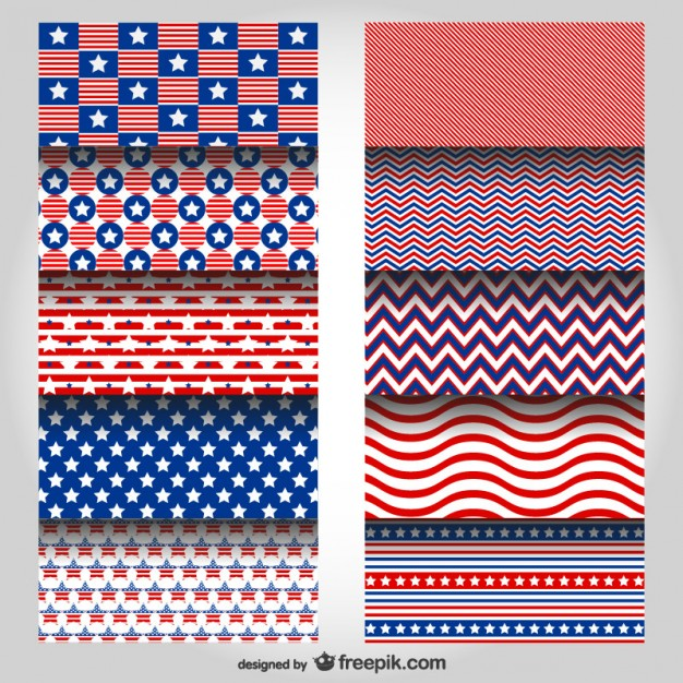 usa-patterns-set_23-2147492726