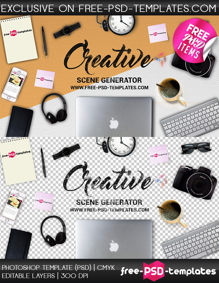 Preview_Free_Creative_Scene_Generator_in_PSD