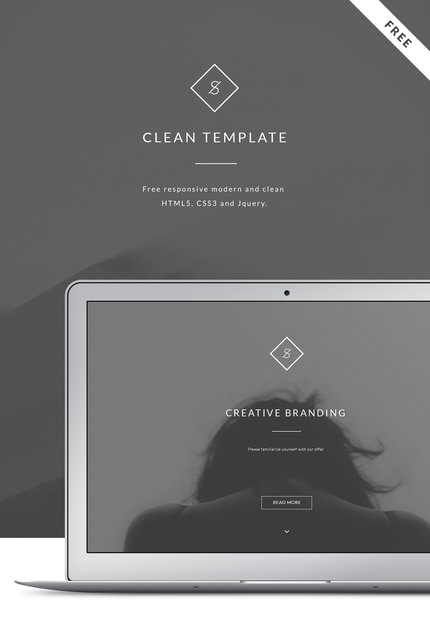 Clean html5 template free - 2018