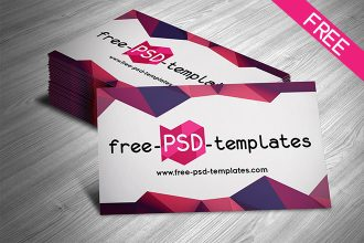 FREE Business Cards Mock Up IN PSD
