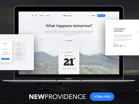 new-providence-html-template-580x435