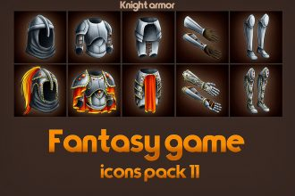 free-game-icons-of-fantasy-knight-armor-pack-11