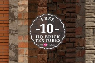 10 Free Brick HQ Textures and Backgrounds