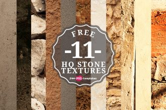 11 Free Stone HQ Textures and Backgrounds