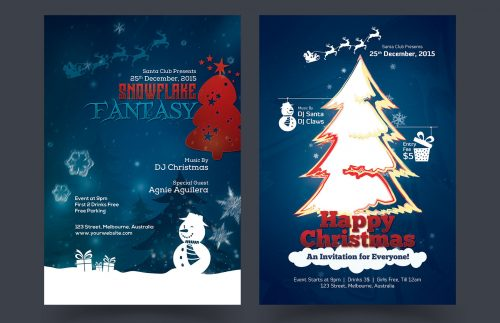 88 Premium Free Flyer Templates In Psd Download And Customize