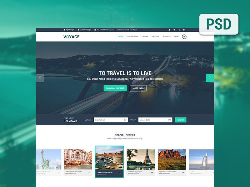 30 Free Psd Blog Website Templates Only For Creative Ideas Free Psd Templates