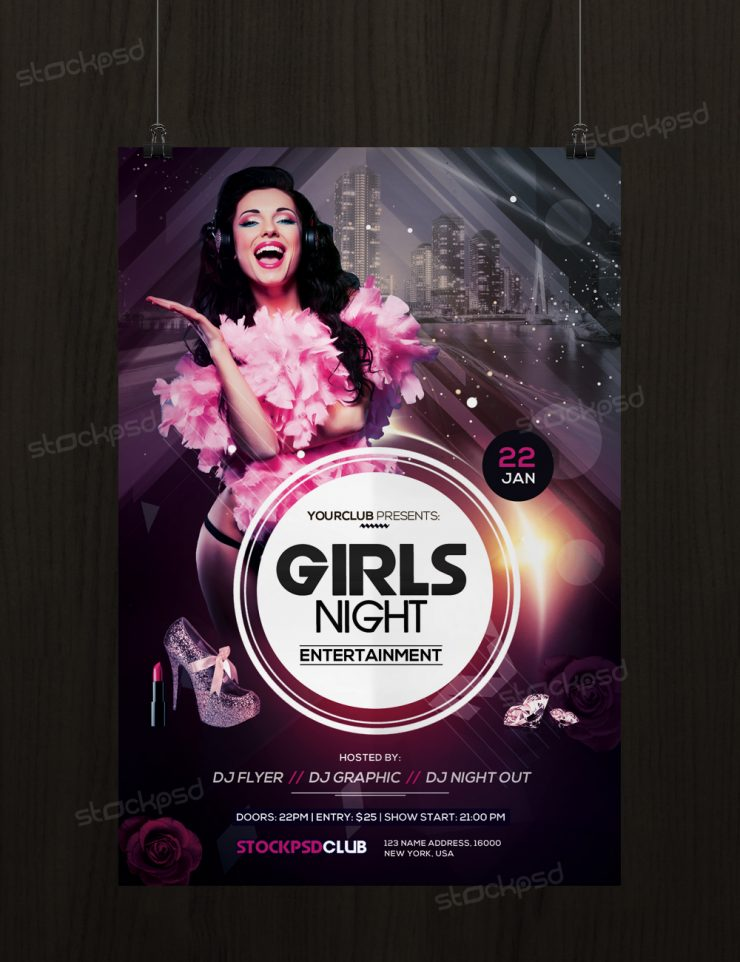 Psd Flyer Templates Free Download Yeniscale