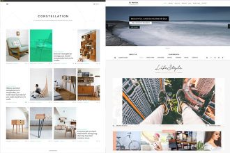 30+ FREE PSD Blog Website templates only for creative ideas!