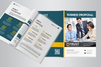 Free Business Proposal 12 pages A4