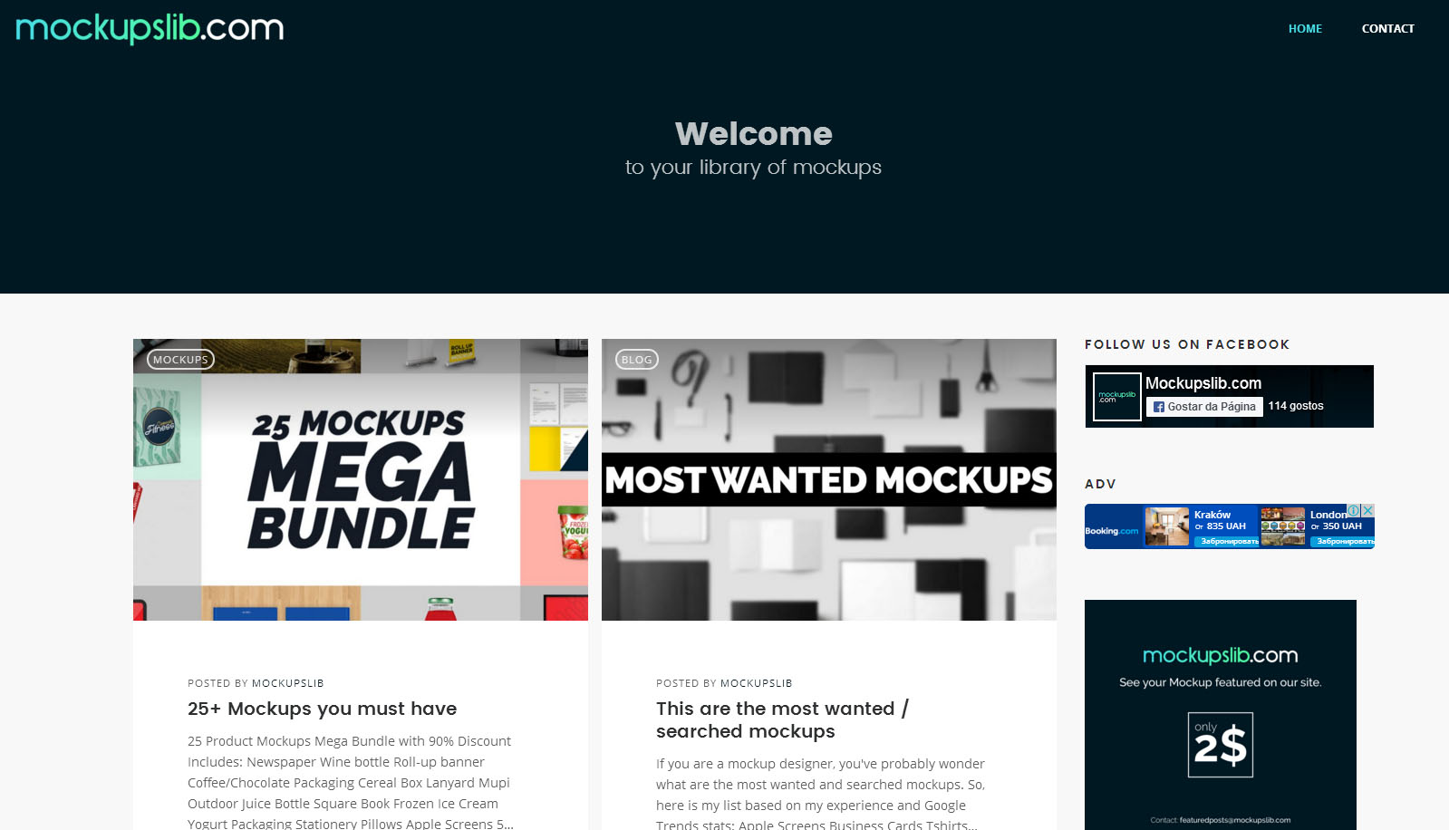 17 Best Websites with Free Mockups for work and inspiration! | Free ...