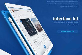 LiquidPro UI Kit – Free Download