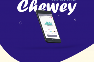 Chewey iOS UI Kit – Free Download