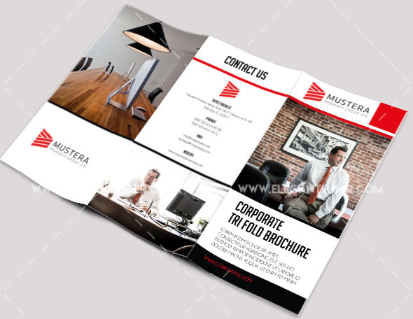 brochure psd template 3 fold - 50 free premium psd business flyers brochures