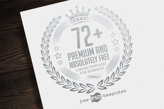 72+Premium & Absolutely Free Logos templates for business!