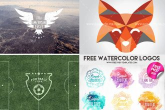 100+ Absolutely Free Logos templates for business!
