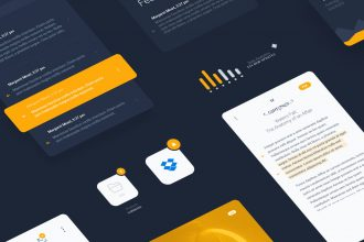 LiquidPro – Sketch UI Kit Free Download