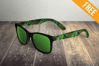 Sunglasses – 2 Free PSD Mockups