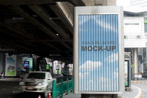 36+ Free Awesome PSD Billboard Advertising Mockups and