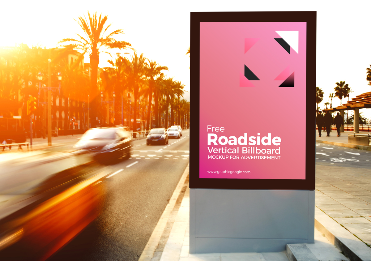 35+ Free Awesome PSD Billboard Advertising Mockups! | Free ...