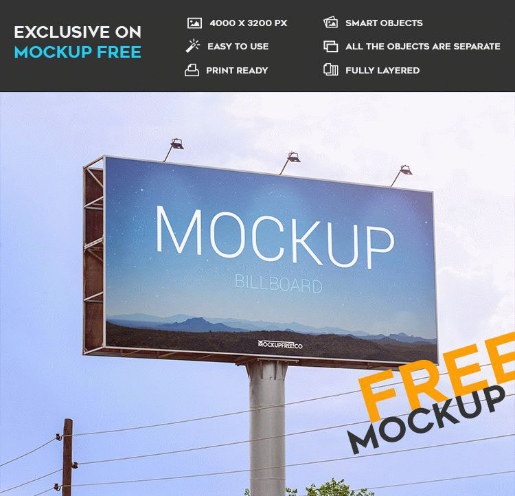 35+ Free Awesome PSD Billboard Advertising Mockups! | Free PSD Templates