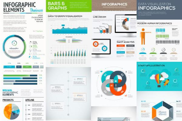 30 Free Infographic Templates to download! | Free PSD ...