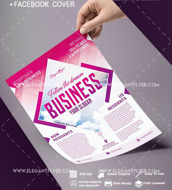 70 premium free flyer templates psd absolutely free to download free business flyer template accmission Image collections