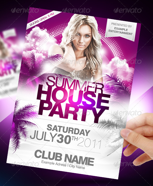 50 Free Flyer Templates Psd With Absolutely Free Download Free